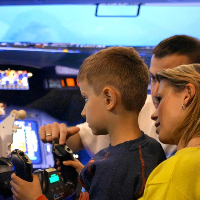 Pronájem leteckého trenažéru Expert | Technické muzeum, Brno, CZ