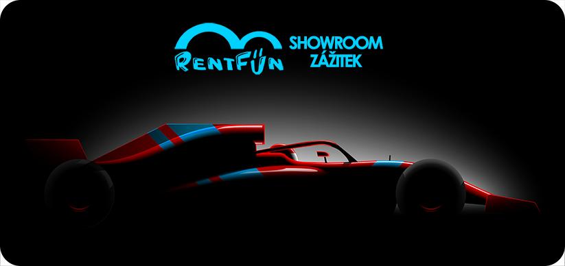 RentFun ShowRoom zážitek v Brně