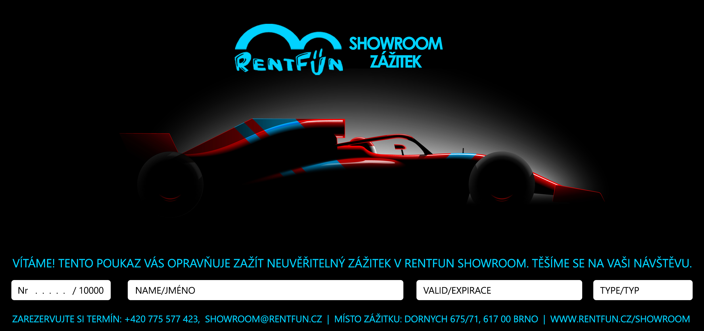 RentFun ShowRoom