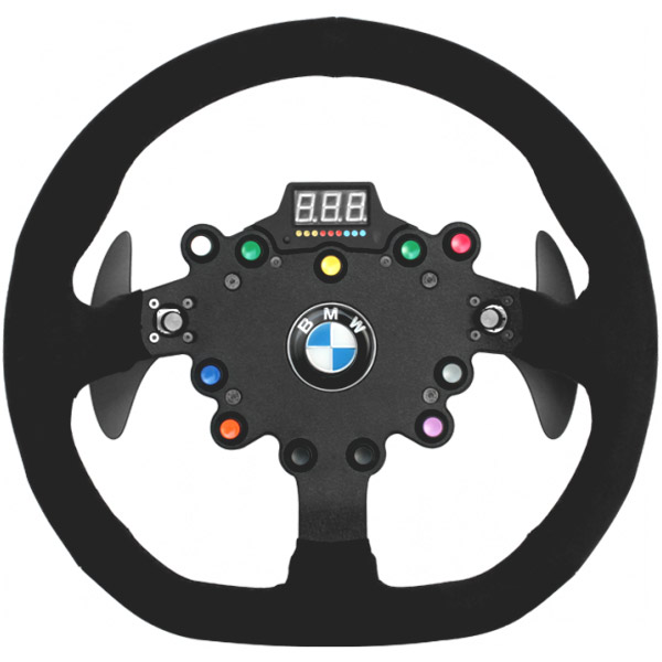 Available wheels for racing simulator - BMW wheel