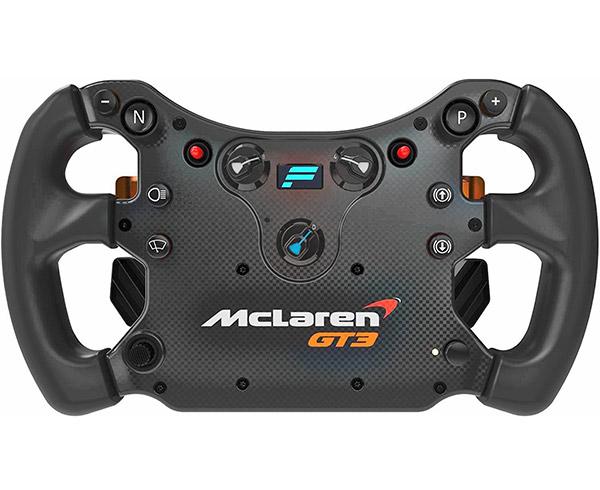 Available wheels for racing simulator - McLaren simulator wheel