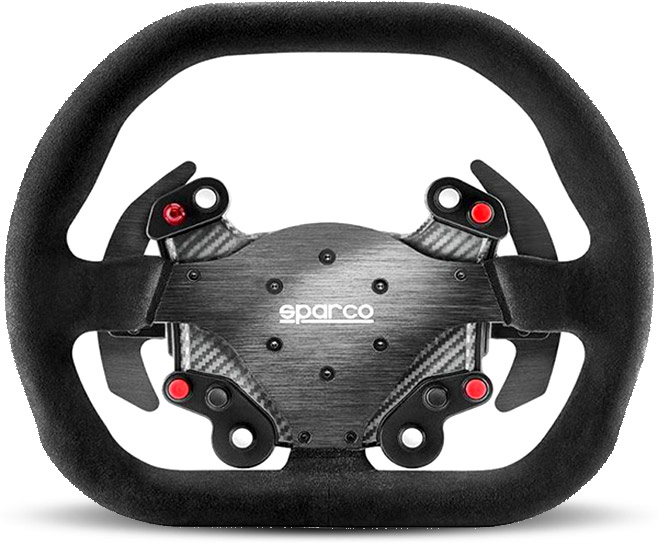 Available wheels for racing simulator - Sparco simulator wheel