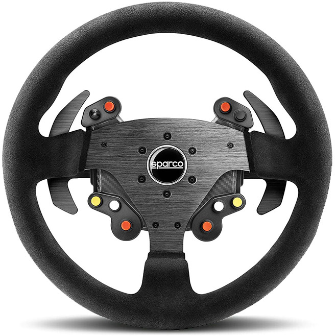 Available wheels for racing simulator - Sparco wheel