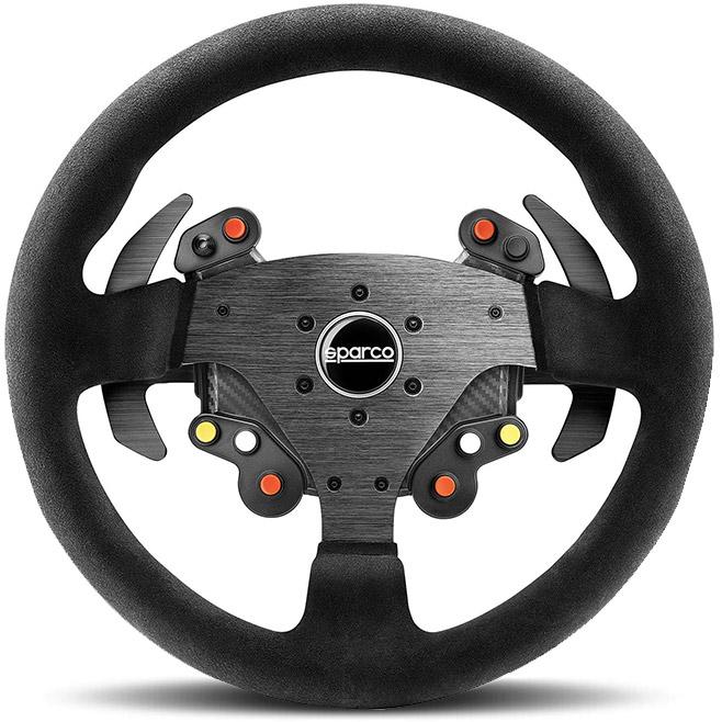 RentFun Závodní trenažer Sparco volant simulátor