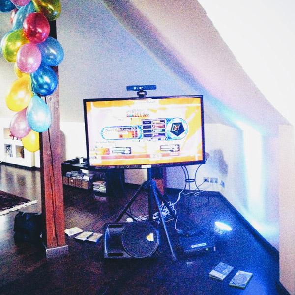 narozeninové překvapení - párty, oslavy párty