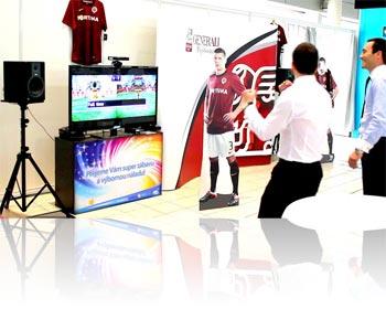 Akce na klíč firemní akce Sportovní atrakce simulátory Sport