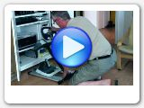 YouTube Video. Půjčovna volantu držáku volantu a pedálů RennSport Wheel Stand V2