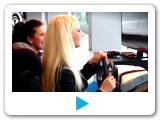 video pronájem F1 simulátoru. Varianta - Super Zábava. Pronájem F1 atrakcí pro firemní akce