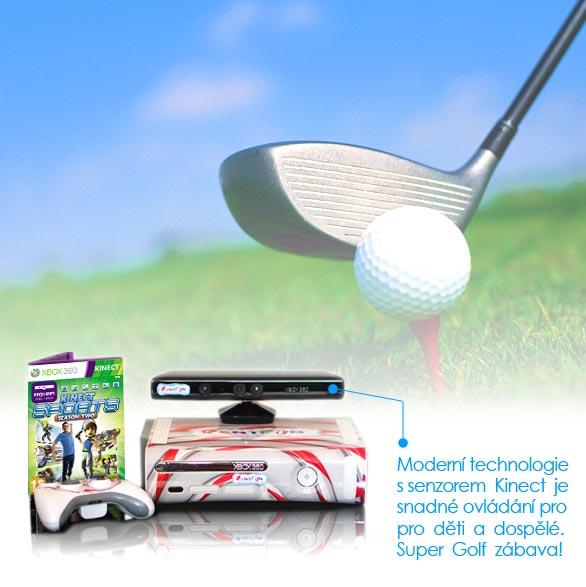 Golf simulátor. Pronájem simulátoru golfu, Půjčovna golf trenazeru, Brno, Praha, Olomouc, Ostrava, Zlin