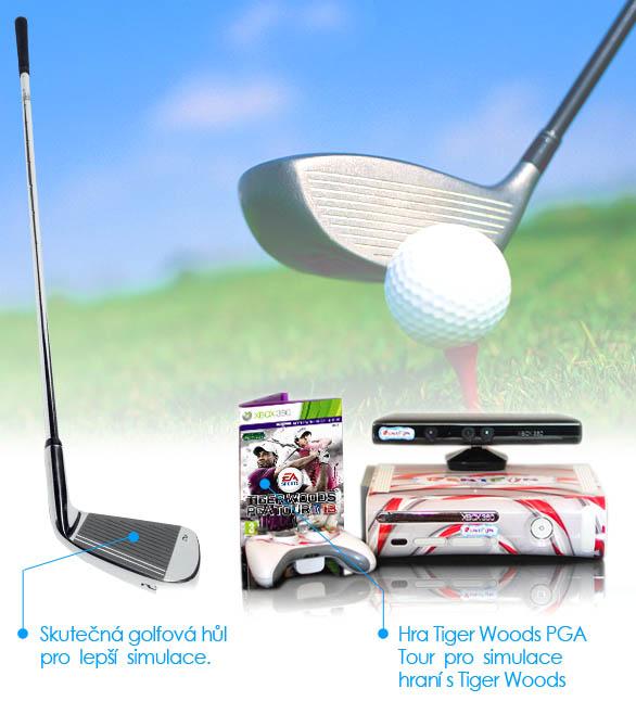 Půjčovna golfoveho simulátoru