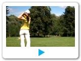 video pro pronájem Golf trenažéru. Pronájem golf trenazeru pro firemní akce