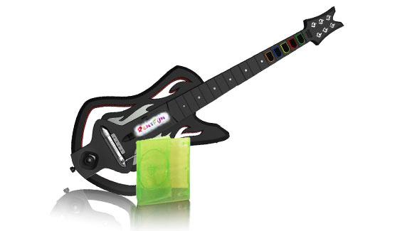 Pronájem Guitar Hero