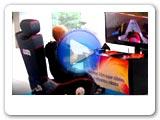 Xbox 360 video pro pronájem Herní sedačky bezdrátové