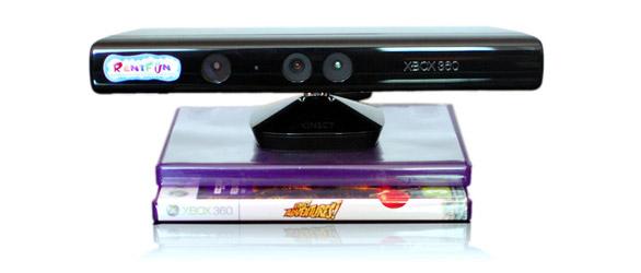 Kinect na akce, Kinect na teambuilding, Kinect na akce