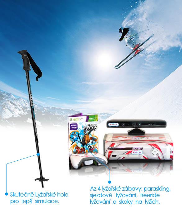 Půjčovna lyžařského simulátoru