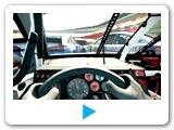 video pronájem NASCAR simulátoru. Varianta - Super Zábava. Pronájem NASCAR atrakcí pro firemní akce