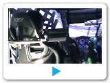 video pro pronájem nascar simulátoru. Varianta - Expert. Pronájem NASCAR závodní atrakcí pro firemní akce