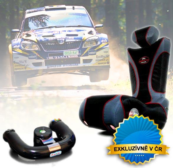 Rally simulátor. Pronájem simulátoru autorally, Půjčovna závodního rally simulátoru, Brno, Praha, Olomouc, Ostrava, Zlin