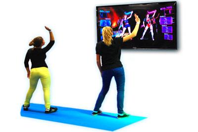 Taneční simulátor Praha Brno Ostrava Olomouc Dance simulator