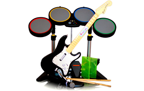 Pronájem Rock Band