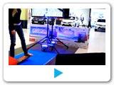 video pronájem skateboard simulátoru. Varianta - Super Zábava. Pronájem skateboard atrakcí pro firemní akce