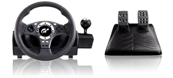 Půjčovna volantu Logitech Driving Force Pro
