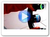 YouTube Video. Půjčovna Volantu Microsoft Xbox 360 Wireless Speed Wheel