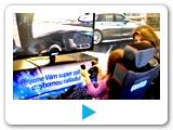 Video Pronájem závodního simulátoru Základní