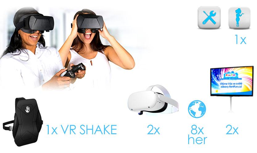 Objednat VR cool akce na klíč