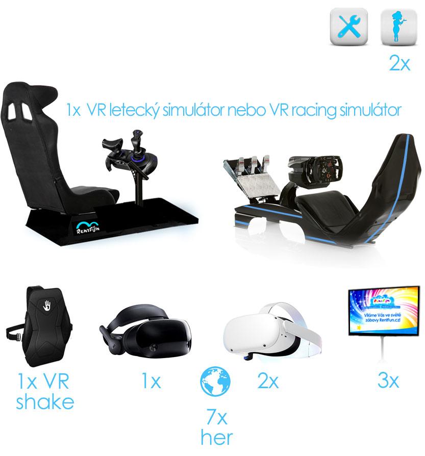 Virtuální realita mega akce