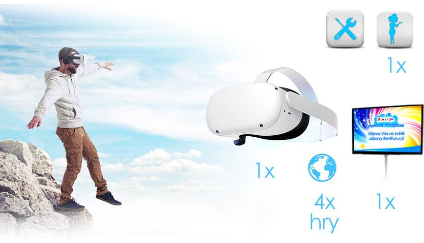 Objednat VR mini akce na klíč